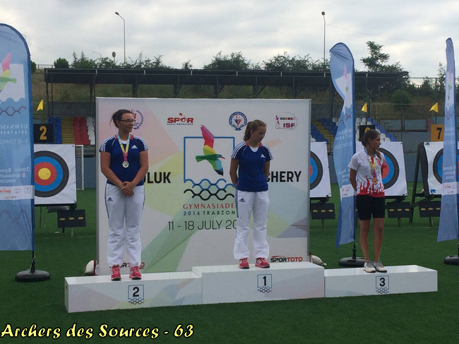 Podium mathilde